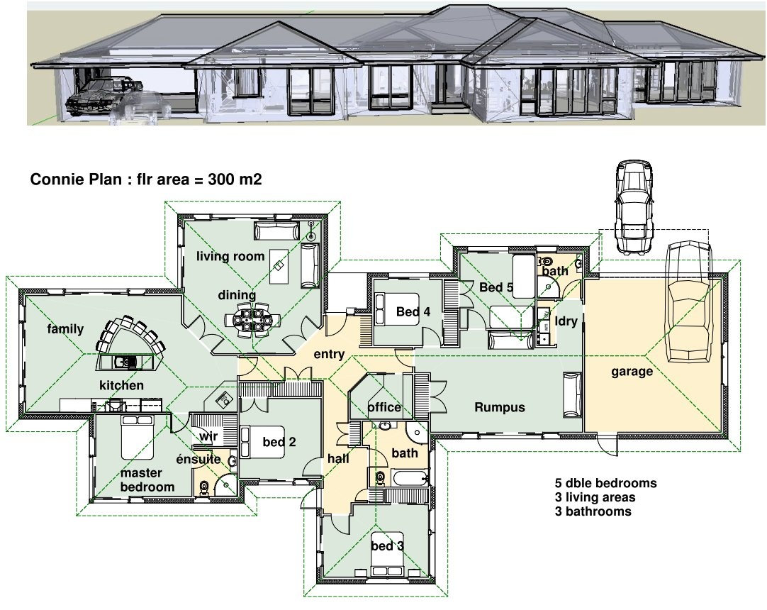 Building layout plan free